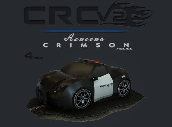 CRCPV2-04p – Cartoon Race Car Pack V2 04p - 3DOcean Item for Sale