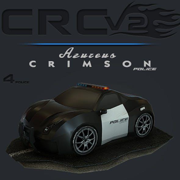 CRCPV2-04p – Cartoon Race Car Pack V2 04p