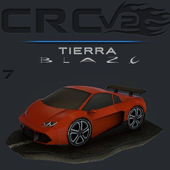 CRCPV2-07 – Cartoon Race Car Pack V2 07