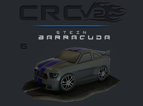 CRCPV2-06 – Cartoon Race Car Pack V2 06 - 3DOcean Item for Sale