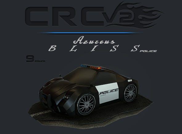 CRCPV2-09p – Cartoon Race Car Pack V2 09p - 3DOcean Item for Sale