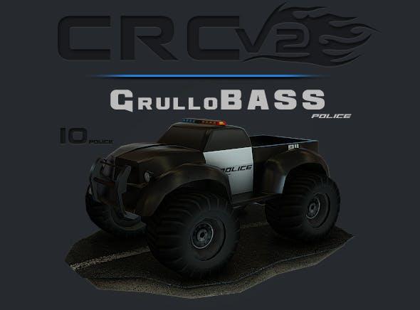 CRCPV2-10p – Cartoon Race Car Pack V2 10p - 3DOcean Item for Sale