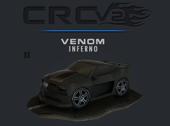 CRCPV2-11 – Cartoon Race Car Pack V2 11 - 3DOcean Item for Sale