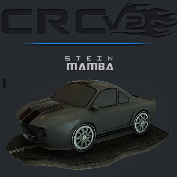 CRCPV2-01 – Cartoon Race Car Pack V2 01