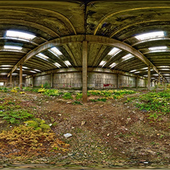 Industrial HDR Environment