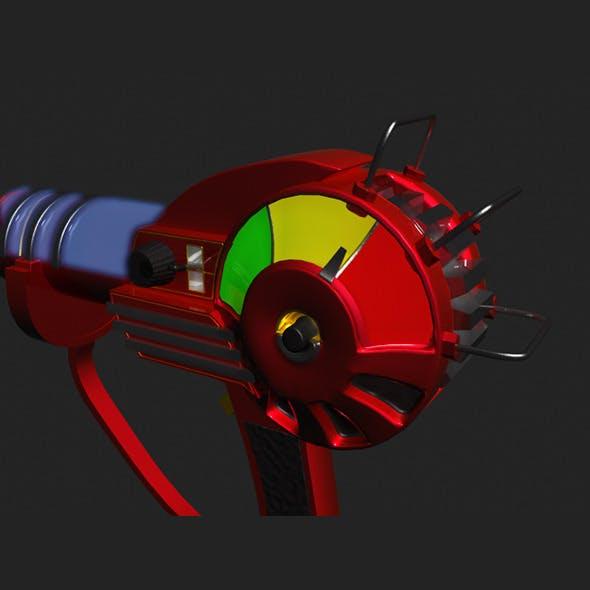 Sci-fi Ray Gun