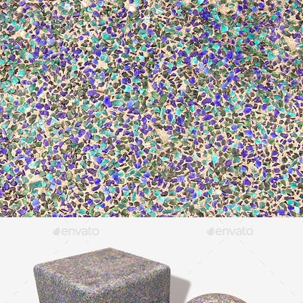 Glass Mosaic Seamless Texture