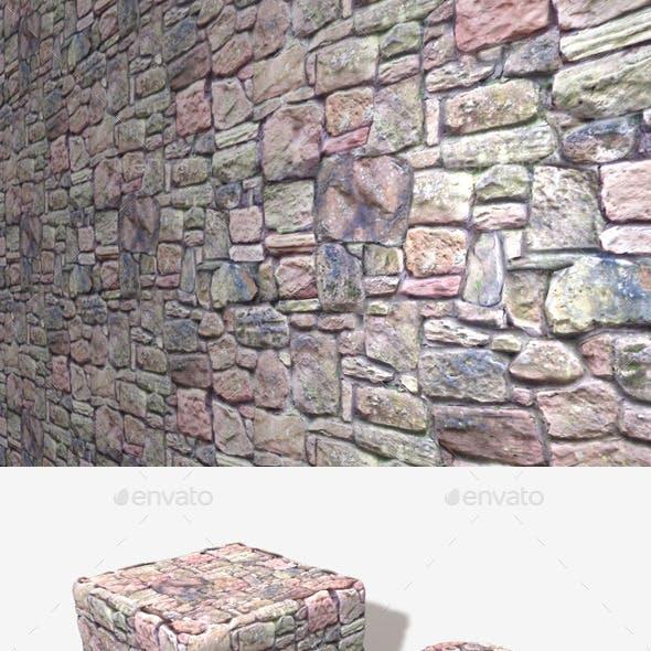 Rock Wall Seamless Texture