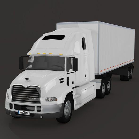 Mack Pinnacle 2011 - 3DOcean Item for Sale