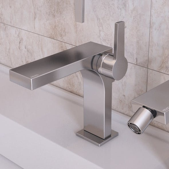 Washbasin Faucet Keuco Edition 11 - 3DOcean Item for Sale