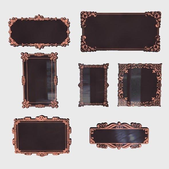 Frame Pack 01 - 3DOcean Item for Sale