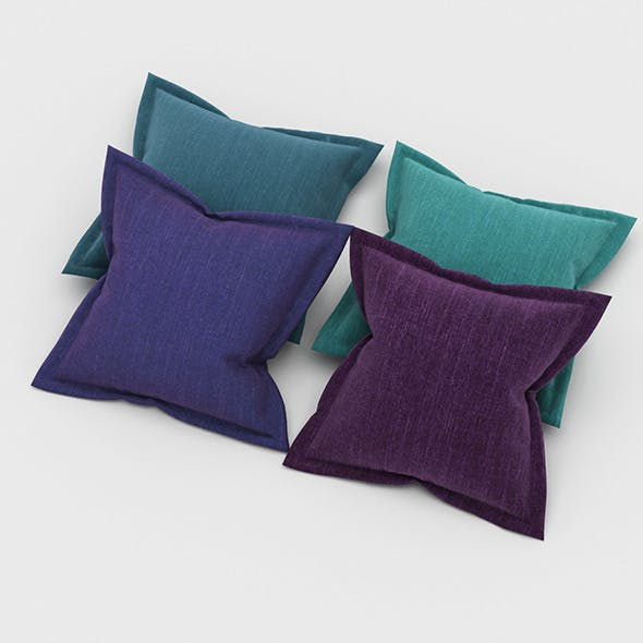 Pillows 65 - 3DOcean Item for Sale