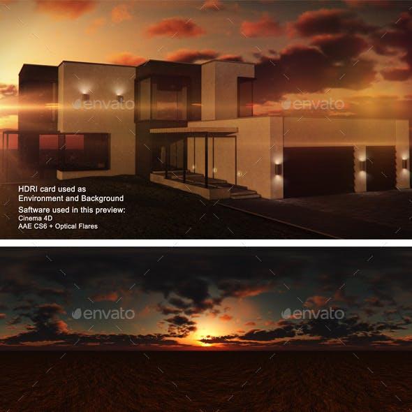 Sunset Desert 10