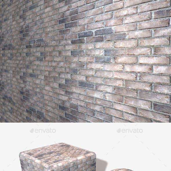 Whitewash Bricks Seamless Texture