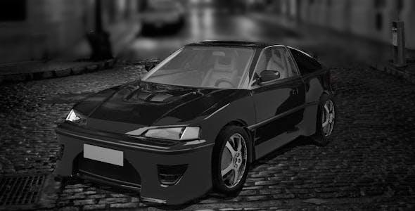 Car 02 - 3DOcean Item for Sale