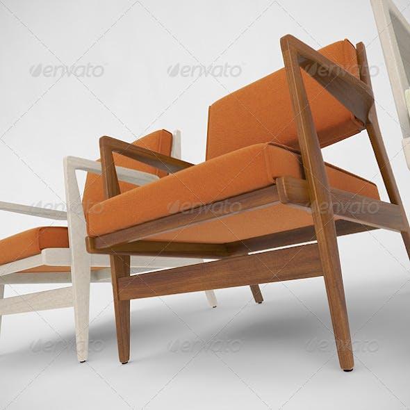 Jens Risom Caribe Hilton Chair