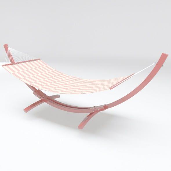 Hammock - 3DOcean Item for Sale