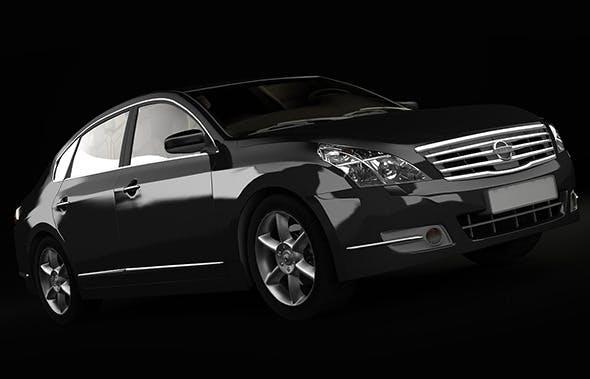 Cinema 4D Vray Pro Car Studio - 3DOcean Item for Sale