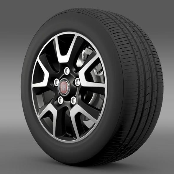 Fiat Ducato Panorama wheel