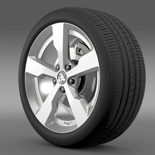 Holden Volt wheel - 3DOcean Item for Sale