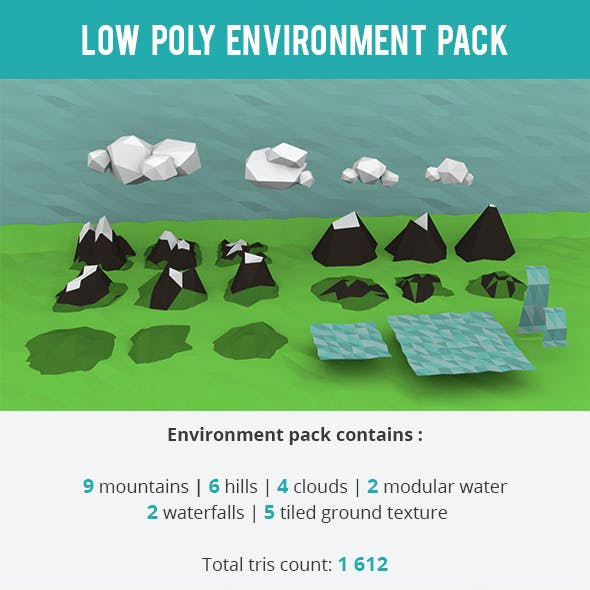 Low Poly Environment Package