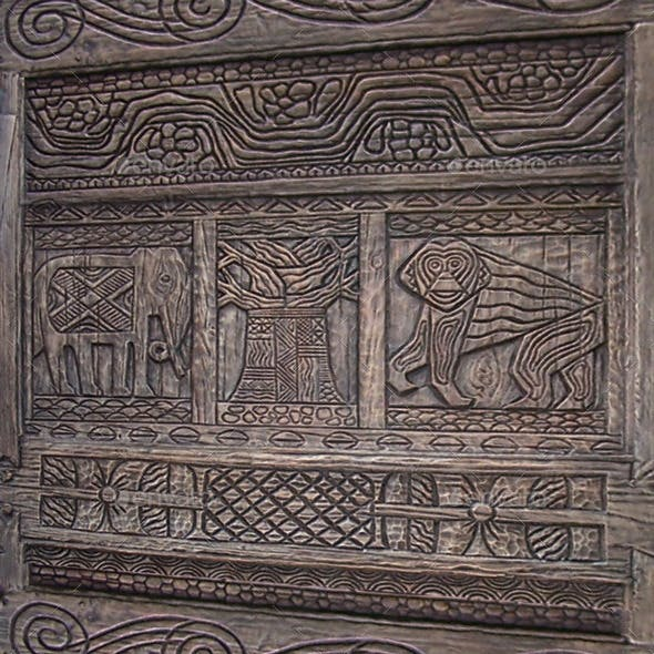 African Wood Carving 1