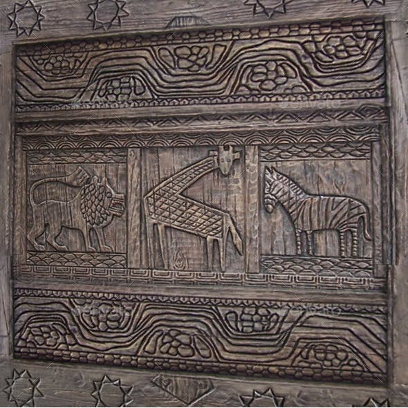 African Wood Carving 3