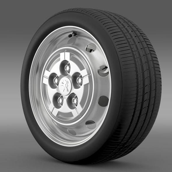 Peugeot Boxer Van wheel