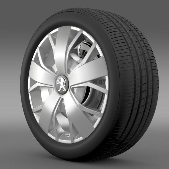 Peugeot Boxer wheel