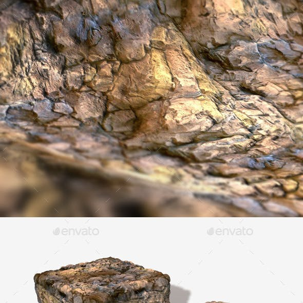 Red Rock Seamless Texture