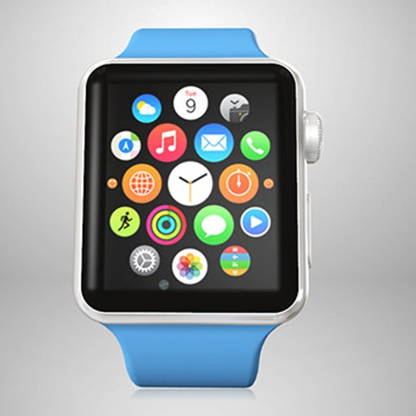 Apple Watch for Element3d