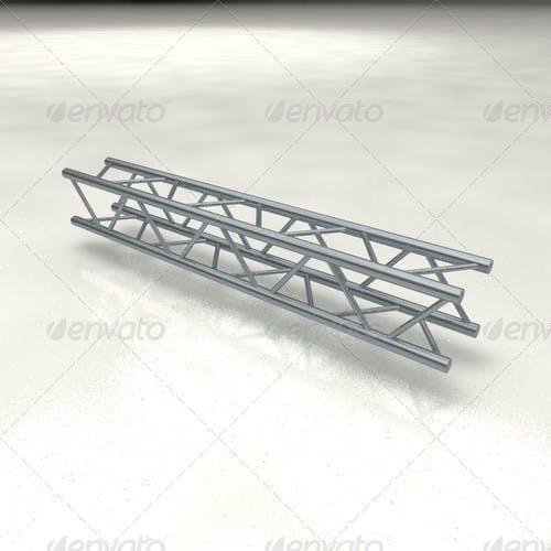 truss quattro straight - 3DOcean Item for Sale
