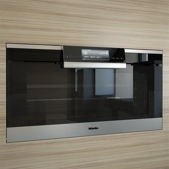 Miele H6890BP Oven 90 cm