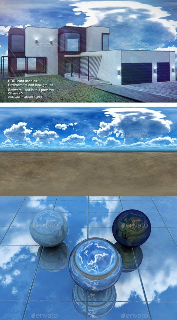 Daylight Desert 14 - 3DOcean Item for Sale