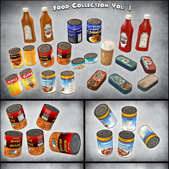 Food Collection Vol. 1