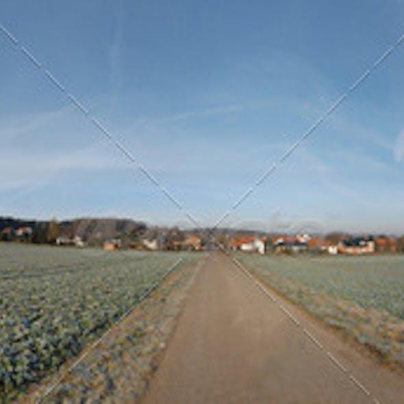 HDRI - Field