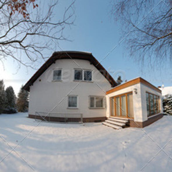 HDRI - Snowgarden