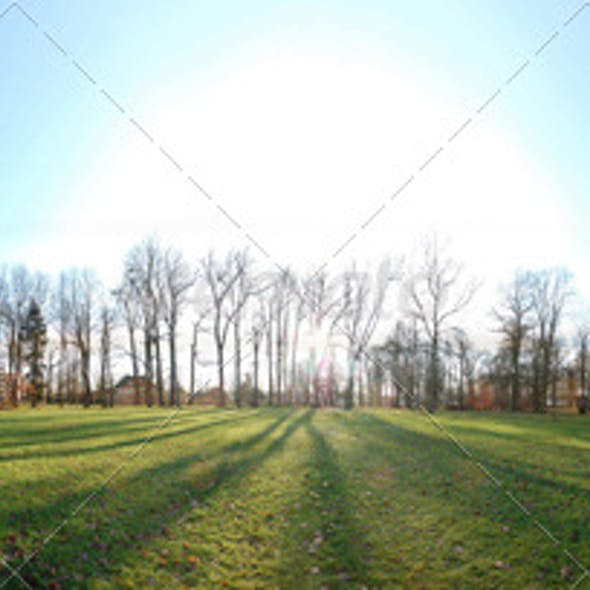 HDRI - Park
