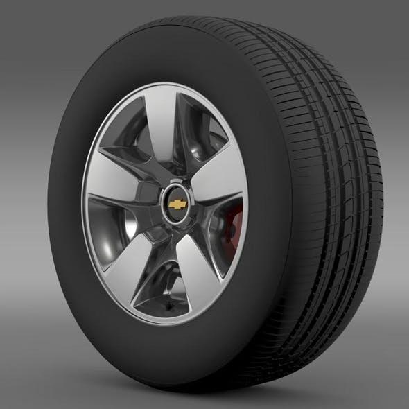 Chevrolet Suburban DE wheel