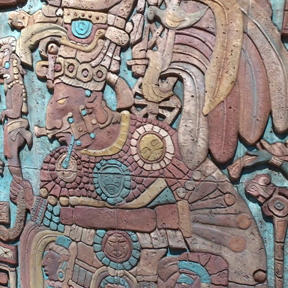 Mexican Carving