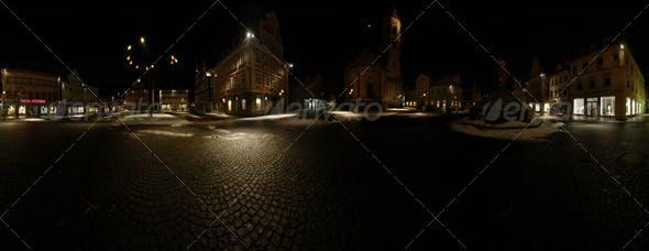 HDRI - City Night - 3DOcean Item for Sale