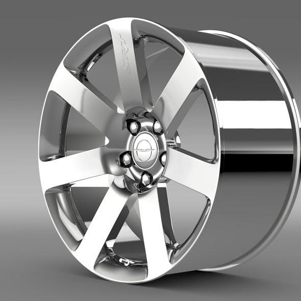 Chrysler 300 SRT8  rim - 3DOcean Item for Sale