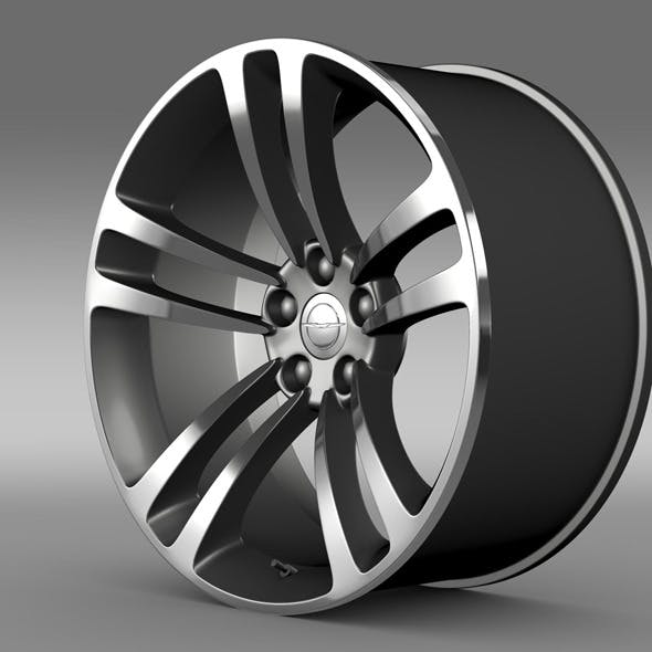 Chrysler 300 SRT8 Core  rim
