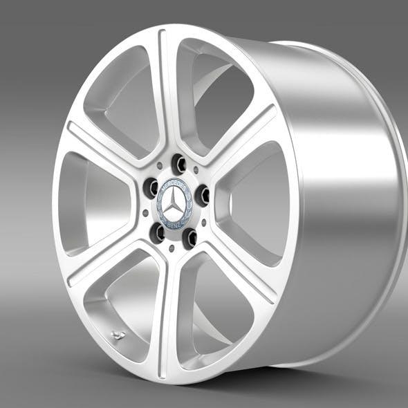 Mercedes Benz C 300 Exclusive line  rim - 3DOcean Item for Sale