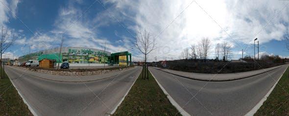 HDRI - Street - 3DOcean Item for Sale