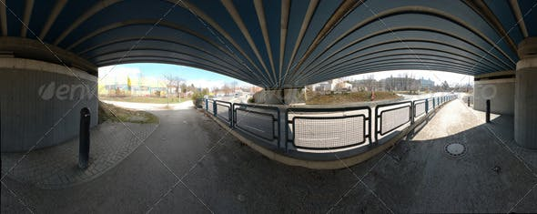 HDRI - Bridge - 3DOcean Item for Sale