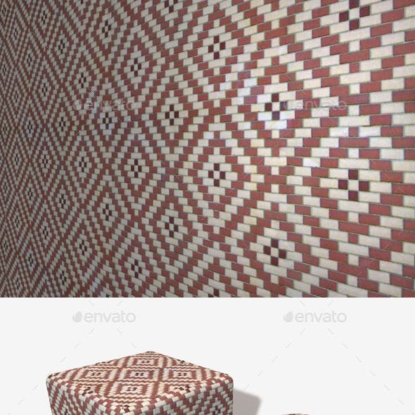Brick Pattern Seamless Texture