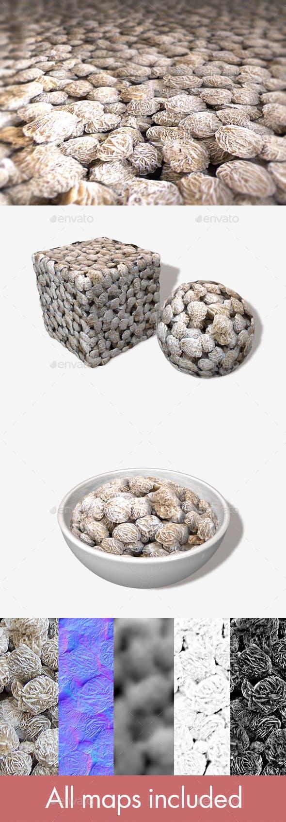 Desert Rose Stones Seamless Texture - 3DOcean Item for Sale