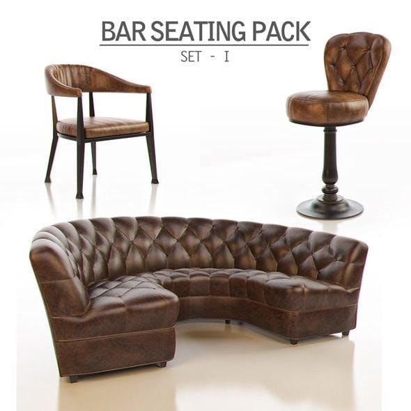 Bar Seating Pack - Set I