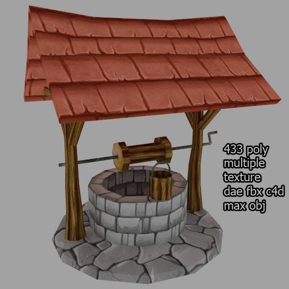 waterwell2 - 3DOcean Item for Sale
